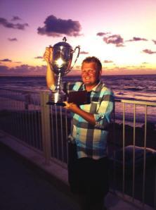 Rob Walsh - 2013 Wrold Champion