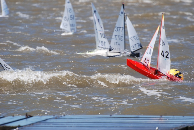 All looking good for the ND IOM Ranking @ West Kirby