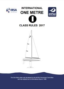 IOM Class Rules – IOM – International One Metre Class Great Britain