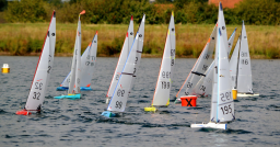 Open races in March